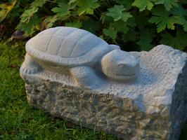 Schildkröte Sandstein